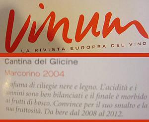 Vinum - La rivista europea del vino.
