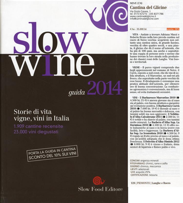 Slow Wine.