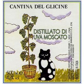 Distillato di Uva Moscato.
