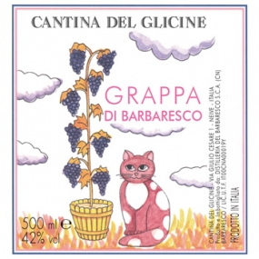 Grappa di Barbaresco.
